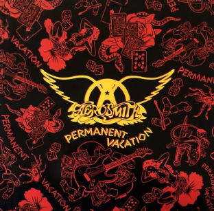 Aerosmith - Permanent Vacation (LP) (EX+/VG)